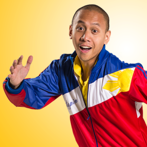 look fil canadian mikey bustos is coming to canada i wear speedos