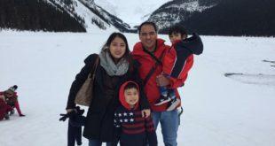 Jhun Marc Pacis family