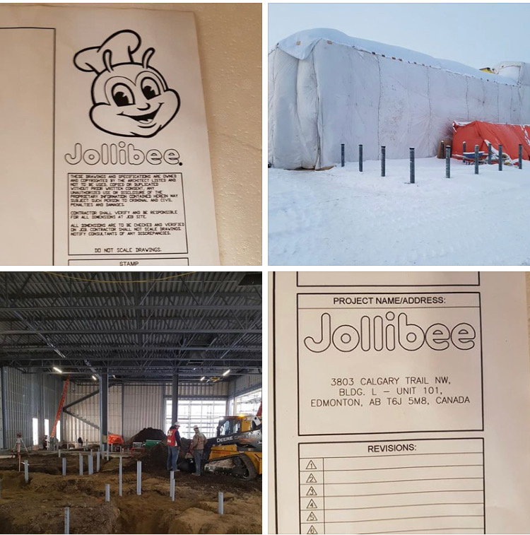 Behold: Jollibee Calgary Trail Leaked Info with Photos ...
