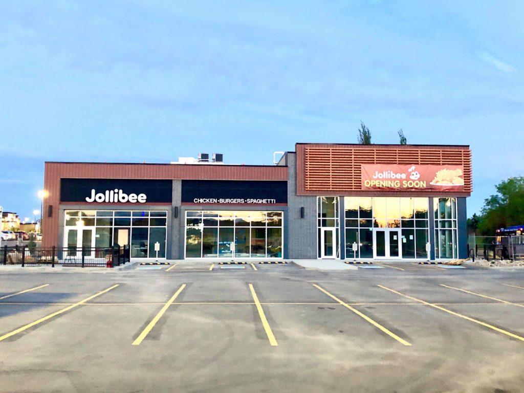 LOOK: Jollibee Edmonton signage is up, Menu and more ...